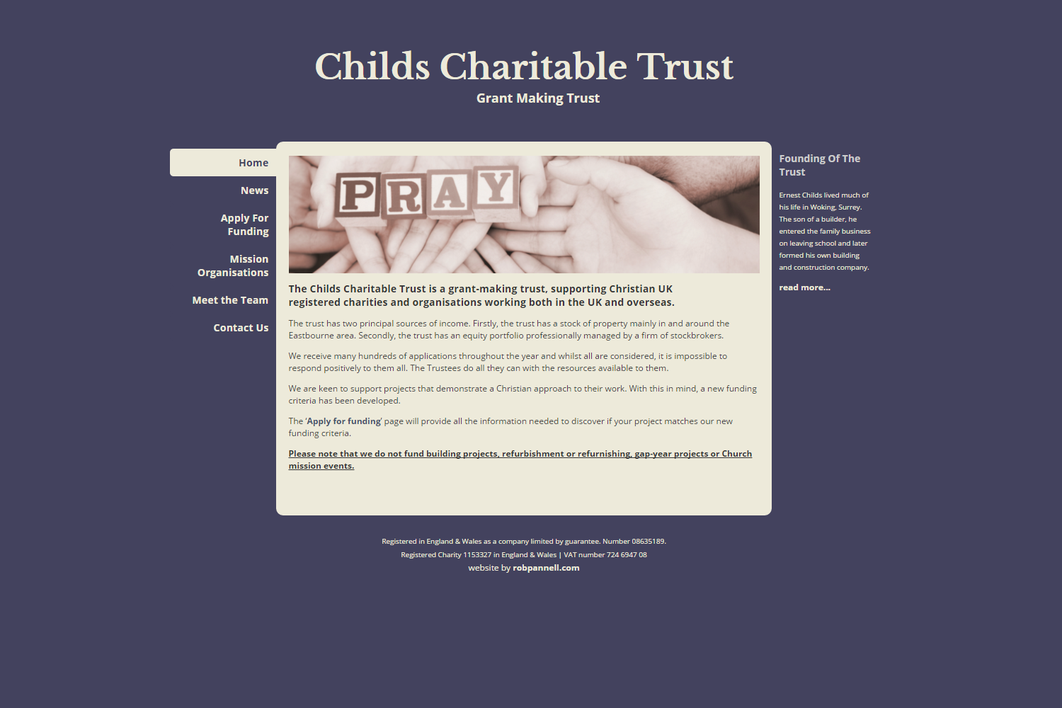 childstrust.org